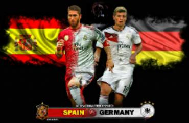 Германия – Испания, 23 марта. Прогноз и коэффициенты на товарищеский матч