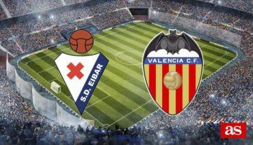 Эйбар – Валенсия: прогноз и коэффициенты на матч чемпионата Испании