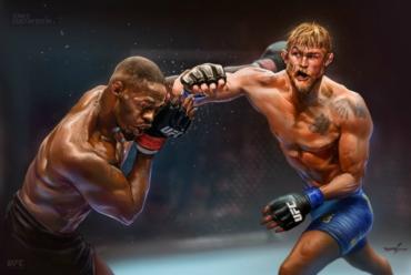 Джон Джонс – Александр Густафссон и другие бои UFC 30 декабря 2018 года
