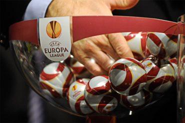 Результаты жеребьёвки Лиги Европы УЕФА 2018-2019