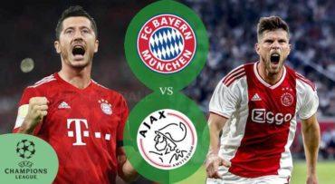 Аякс – Бавария: прогноз и коэффициенты на матч Лиги Чемпионов