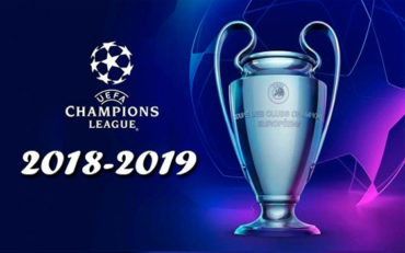 Все пары 1/8 финала Лиги Чемпионов УЕФА 2018-2019. Команды ЛЧ