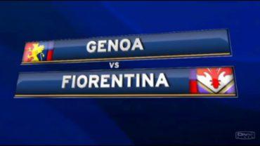 Дженоа – Фиорентина: прогноз и коэффициенты на матч чемпионата Италии