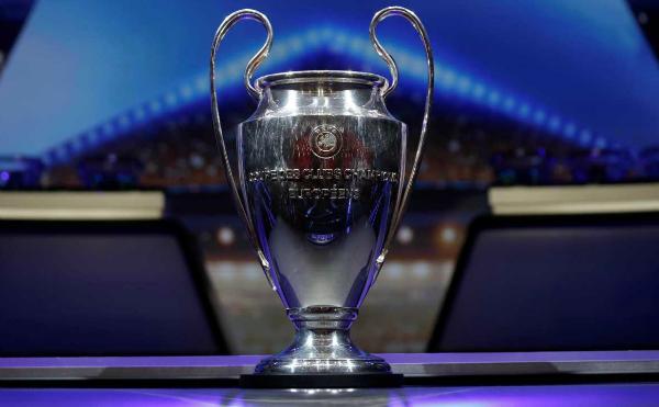 Результаты жеребьёвки Лиги Чемпионов 2018-2019