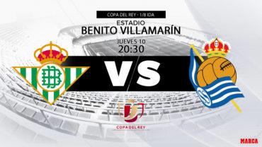 Бетис – Реал Сосьедад: прогноз и коэффициенты на матч Кубка Испании