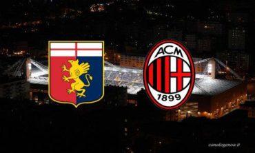 Дженоа – Милан: прогноз и коэффициенты на матч чемпионата Италии
