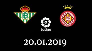 Бетис – Жирона: прогноз и коэффициенты на матч чемпионата Испании