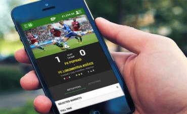 Ставки на спорт через мобильные приложения букмекеров