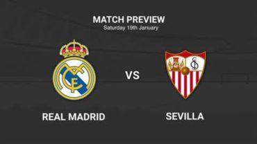 Реал Мадрид – Севилья: прогноз и коэффициенты на матч чемпионата Испании