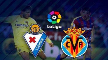 Эйбар – Вильярреал: прогноз и коэффициенты на матч чемпионата Испании