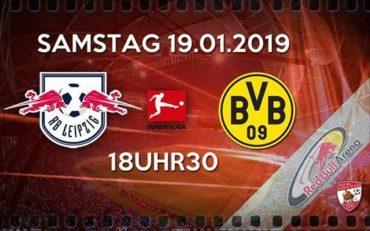 РБ Лейпциг – Боруссия Дортмунд: прогноз и коэффициенты на матч чемпионата Германии