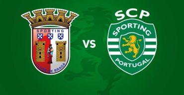 Брага – Спортинг: прогноз и коэффициенты на матч Кубка португальской Лиги