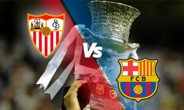 Севилья – Барселона: прогноз и коэффициенты на матч Кубка Испании
