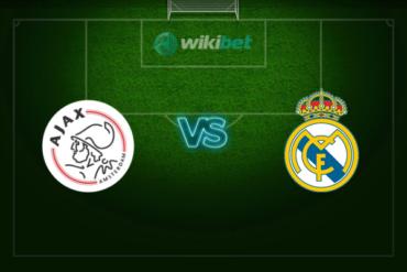 Аякс – Реал Мадрид: прогноз и коэффициенты на матч Лиги Чемпионов