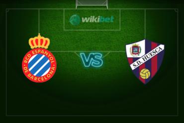 Эспаньол – Уэска: прогноз и коэффициенты на матч чемпионата Испании