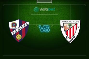 Уэска – Атлетик Бильбао: прогноз и коэффициенты на матч чемпионата Испании