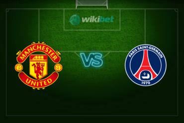 Манчестер Юнайтед – ПСЖ: прогноз и коэффициенты на матч Лиги Чемпионов