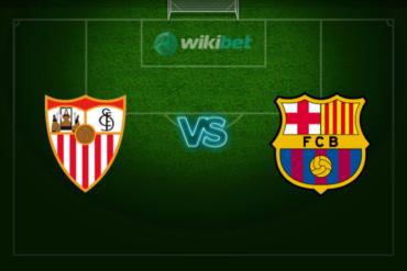 Севилья – Барселона: прогноз и коэффициенты на матч чемпионата Испании