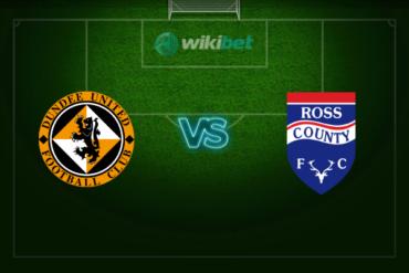 Данди Юнайтед – Росс Каунти: прогноз и коэффициенты на матч шотландского Чемпионшипа