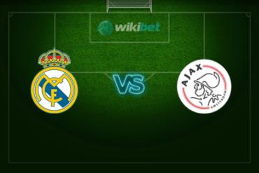 Реал Мадрид – Аякс: прогноз и коэффициенты на матч Лиги Чемпионов