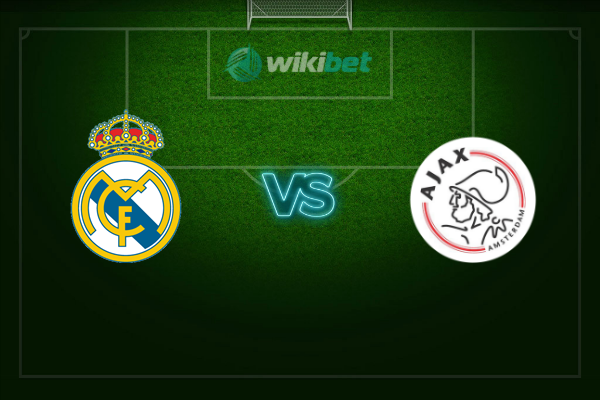 Реал Мадрид - Аякс
