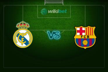 Реал Мадрид – Барселона: прогноз и коэффициенты на матч чемпионат Испании