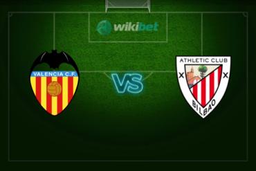 Валенсия – Атлетик Бильбао: прогноз и коэффициенты на матч чемпионата Испании