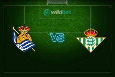 Реал Сосьедад – Бетис: прогноз и коэффициенты на матч чемпионата Испании