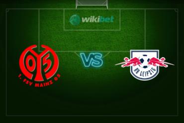 Майнц-05 – РБ Лейпциг: прогноз и коэффициенты на матч чемпионата Германии