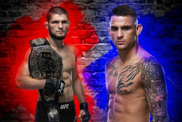 Первые ставки на поединок в UFC:Нурмагомедов—Порье. Хабибзащищает титул!