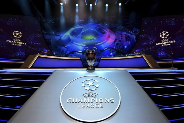 финалы Лиги Чемпионов