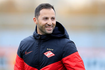 Доменико Тедеско – главный тренер Спартака! Прервется ли серия поражений «красно-белых» уже в эту субботу?