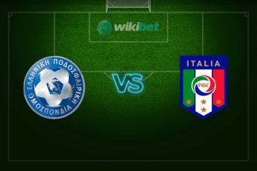 Италия — Греция: прогноз и коэффициенты на матч отбора к ЕВРО 2020