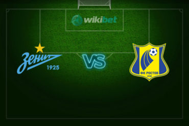 Зенит — Ростов: прогноз и коэффициенты на матч чемпионата России