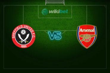 Шеффилд Юнайтед – Арсенал: прогноз и коэффициенты на матч чемпионата Англии