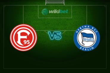 Фортуна Д — Герта: прогноз на матч чемпионата Германии, 28 февраля