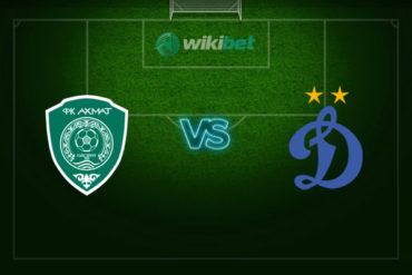 Ахмат — Динамо: прогноз и коэффициенты на матч 13 марта