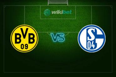 Боруссия Дортмунд — Шальке 04: прогноз и коэффициенты на матч 16 мая